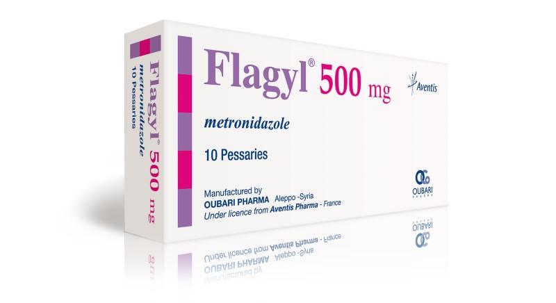 flagyl bula pediatrico 4