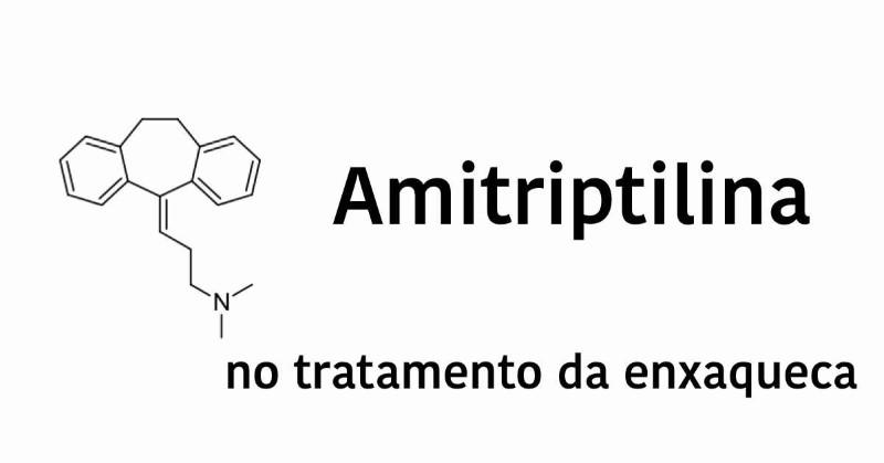 contra indicações Cloridrato de Amitriptilina