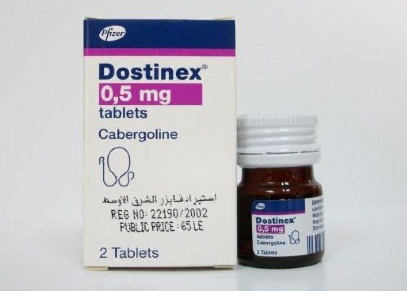 bula do Dostinex