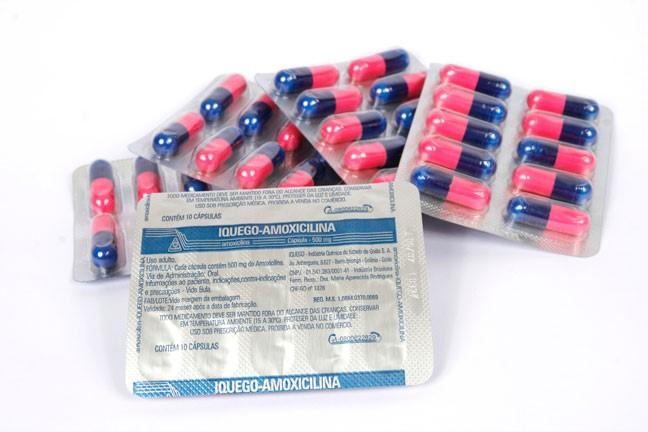 amoxicilina como tomar